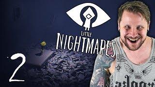 LITTLE NIGHTMARES #2 - KLIMAT JAK W OBOZIE - WarGra