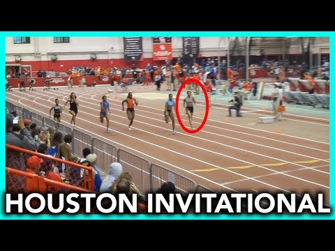 HOUSTON INVITATIONAL VLOG | SEASON OPENER |