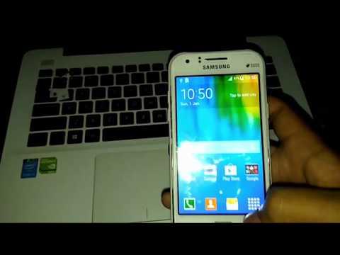 HP samsung galaxy j1 (android) tidak bisa masuk sistem operasi ? ini caranya 100% work