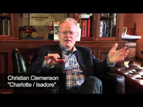 Christian Clemenson invites you to see CASA VALENTINA at The Pasadena Playhouse
