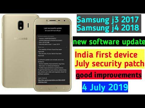 Samsung phones New update FOTA good performance new security