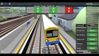 London Underground Pt10 (Roblox)
