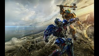 Transformers The Last Knight - Optimus Prime vs Bumblebee