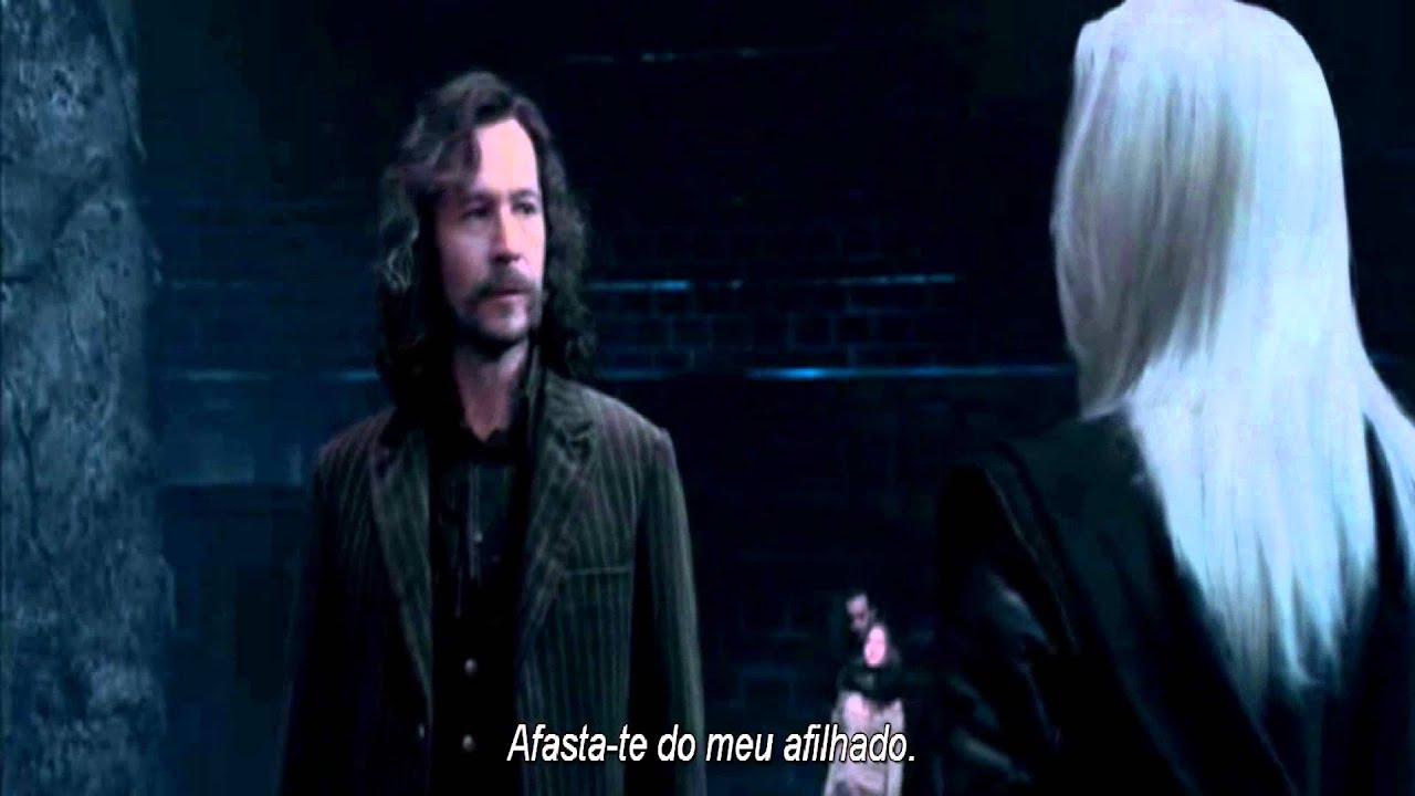Harry Potter House Sirius Black Death Youtube