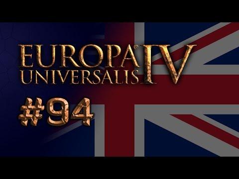 EU4 England - Part 94 - Sanic Speed Genocide
