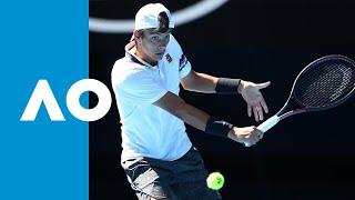 Lorenzo Musetti v Emilio Nava match highlights (F) | Australian Open 2019