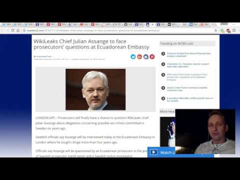 Image result for assange framed