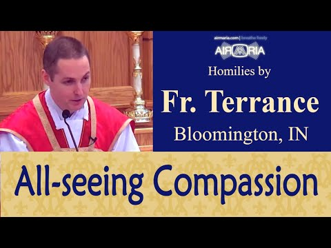 All-seeing, Compassionate God - Jan 16 - Homily - Fr Terrance