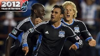 San Jose Earthquakes 2012 Goals