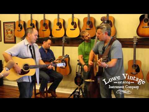 """The Gibson Brothers """"Live at Lowe Vintage"""", Long Time Gone"""