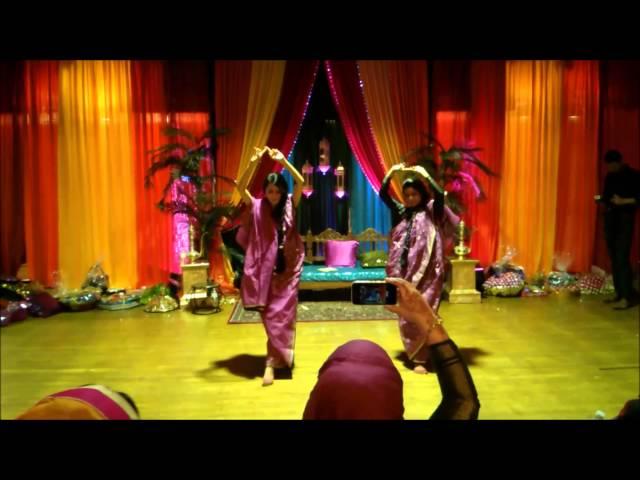 Sanjida & Sabrinas Dance