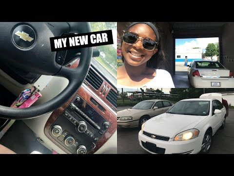 SUMMER VLOG #1|| I BOUGHT MY FIRST CAR & MY CARS 1ST CARWASH