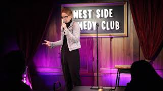 F Comedy Show At West Side Comedy Club