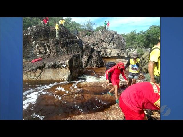 JMD (21/02/19) - Corpo de estudante de medicina é encontrado em cachoeira