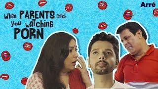 Download Video When Desi Parents Catch You Watching Porn | Ab Bawaal Machega! MP3 3GP MP4