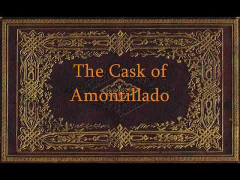 Edgar Allan Poe - The Cask of Amontillado - YouTube