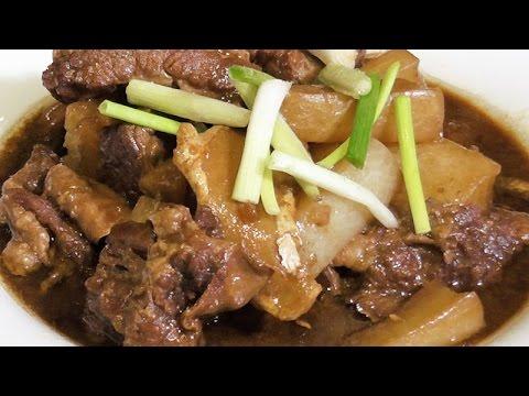 Hong Kong Beef Brisket