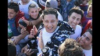 حمو بيكا .. صاحب مهرجان  رب الكون ميزنا بميزه  في الشارع