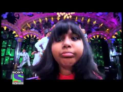 Indian idol junior Badtameez dil Top 10] HD