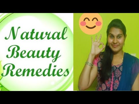 Natural Beauty Tips For Boys And Girls   Beauty Tips