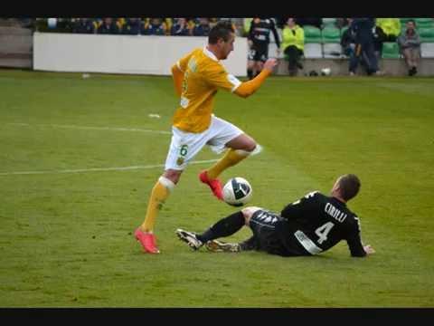 FC NANTES contre AMIENS à LA BEAUJOIRE le 27 AVRIL 2012.wmv