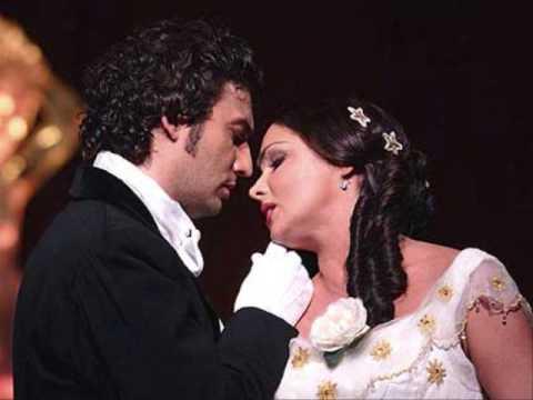 Anna Netrebko & Jonas Kaufmann  Parigi o Cara  La Traviata