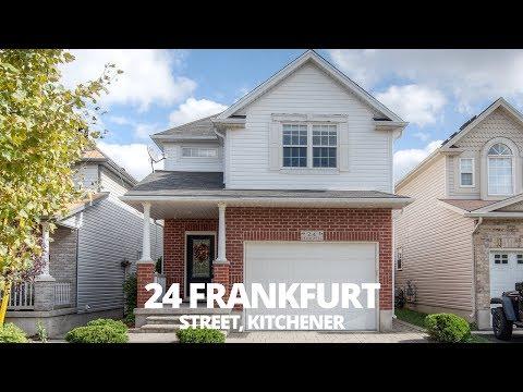 Fabulous Frankfurt - 24 Frankfurt Street - Kitchener Real Estate Video