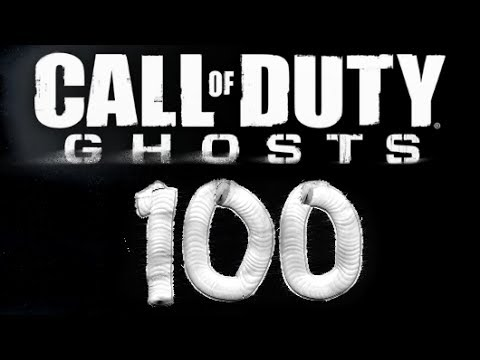 Call of Duty Ghosts Round 100 Gameplay - Safeguard Survival Infinite Victory Ending Highest Wave