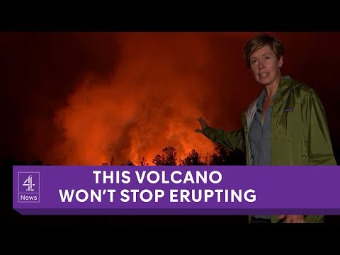 Why is Hawaii's Kilauea volcano still erupting?