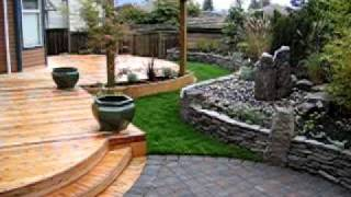 Nice Back Yard Landscape, By Cavalry Construction Group's Luxury Landscape Division.