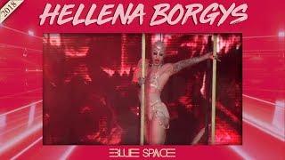 Blue Space Oficial - Hellena Borgys e Ballet - 10.06.18