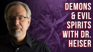 Gambar cover Demons and evil spirits in scripture: Dr. Michael Heiser 2019