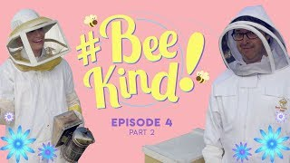 #BeeKind with Beth Behrs: Andy Lassner Learns How Queen Bees Get Funky