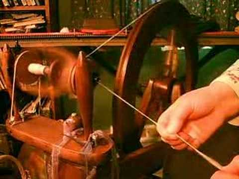 SPINNING FIBER  WITH  GRACE