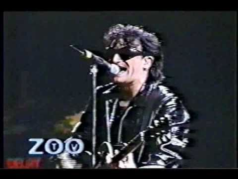 U2 The Fly Detroit 1992 Zoo Tv