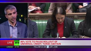 """Policy director: """"Universal Credit"""