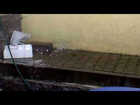 Lavor KW 26 - дырка в плитке.mp4