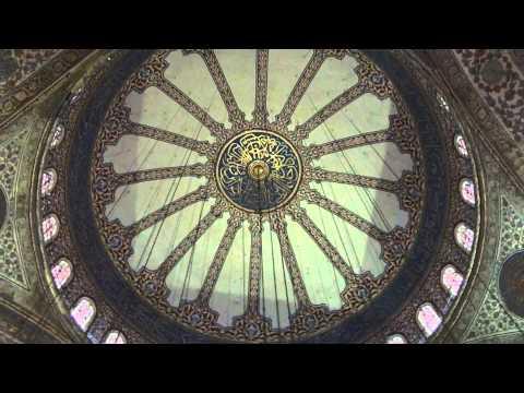 Prayer in Blue Mosque