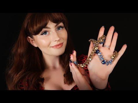 [ASMR] Jewellery Store Role-play