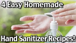 This diy hand sanitizer is quick and easy to make with ingredients you already have at home! get our homemade recipe here! https://bit.ly...