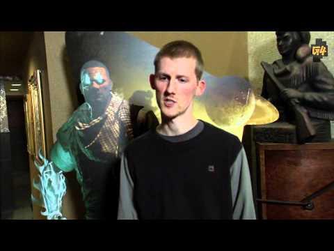 Starhawk interview on Josh Sutpfin