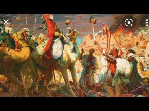 Black History The Zanj Revolt ;Slave War in Iraq