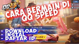 """Download lagu Cara Bermain di QQ Speed (Tutorial Download, Instal, dan Daftar ID """"QQ Speed"""")"""