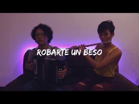 Robarte Un Beso - Carlos Vives ft Sebastian Yatra Mulett Acordeón Cover ft Karina Valderrama