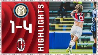 Highlights Inter 1 4 Ac Milan Matcay 17 Women S Serie A 2020 21 MP3