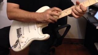 Squier Deluxe Stratocaster
