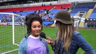 SOCCER SIX 2013 - BOLTON FC - CHELSEE HEALEY