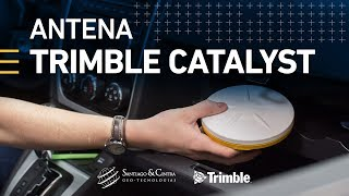 Antena Digital Trimble Catalyst