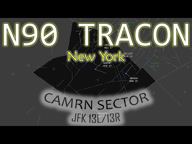 [N90] How does New York Tracon work? (CAMRN SECTOR)