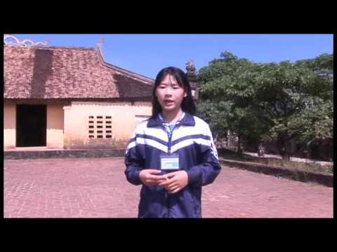 """[Tự hào Việt Nam] MS007  """"THPT Tân Yên số 1"""""""